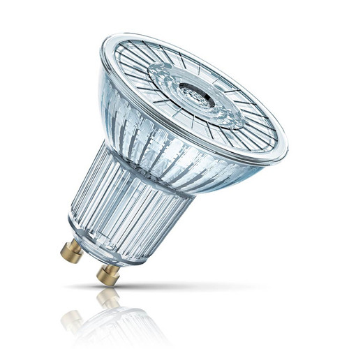 Osram Dimmable LED GU10 Spotlight 5.9W Parathom Warm White 36° Image 1
