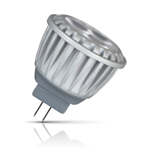 Crompton Lamps LED MR11 Spotlight 3.5W GU4 12V Warm White 30° (35W Eqv) Image 1