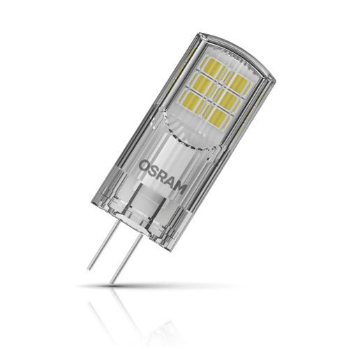Osram LED G4 Capsule 2.4W 12V Parathom Warm White Clear Image 1