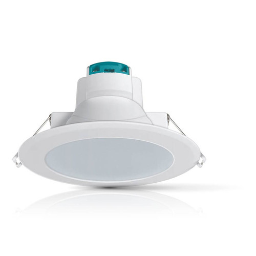 Phoebe LED Downlight 14W Corinth Cool White 100° Diffused White Image 1