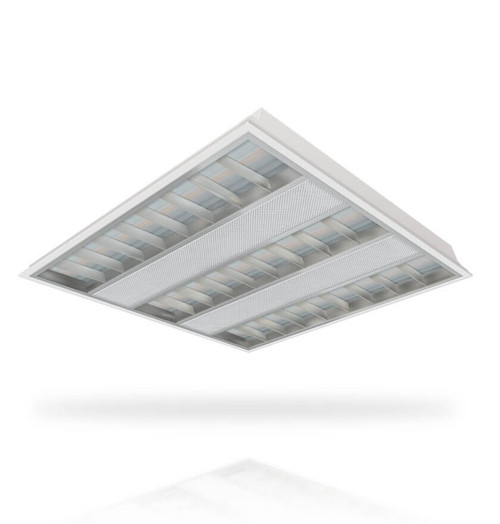 Phoebe LED 600x600 Ceiling Panel 33W Galanos Athena Cool White 90° Image 1