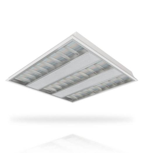 Phoebe LED 600x600 Ceiling Panel 33W Galanos Athena Cool White 90° Image 1