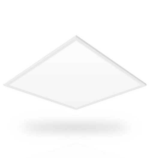 Phoebe LED Anti-Virus Ceiling Panel 36W Galanos Health Cool White 110° Low Glare White IP40 Image 1
