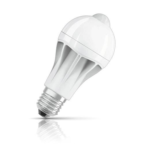Osram LED GLS 9W E27 Parathom Motion Sensor Warm White Opal Image 1