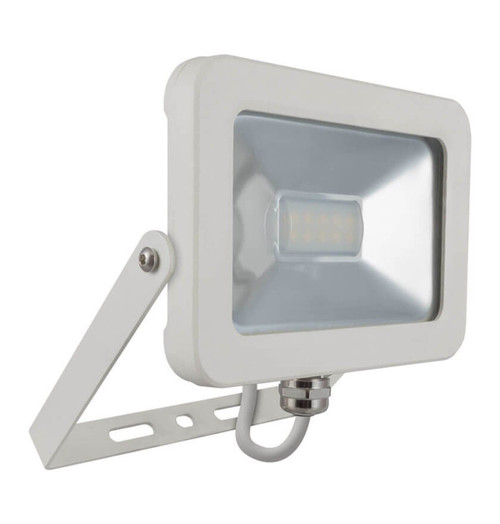 Phoebe LED Floodlight 10W Atlas Cool White 110° White IP66 Image 1