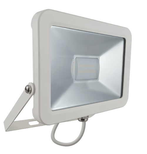 Phoebe LED Floodlight 20W Atlas Cool White 110° White IP66 Image 1