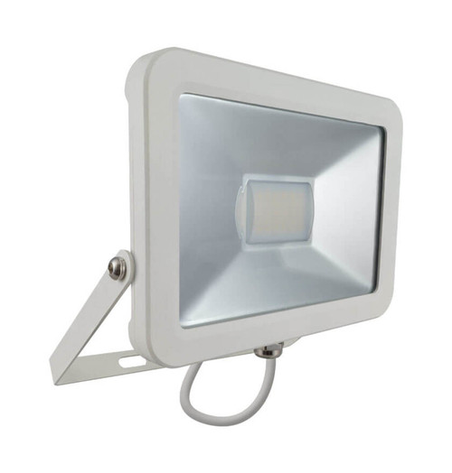 Phoebe LED Floodlight 30W Atlas Cool White 110° White IP66 Image 1