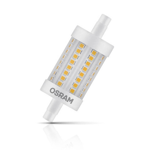 Osram LED Linear 8W R7s Parathom Warm White Clear Image 1