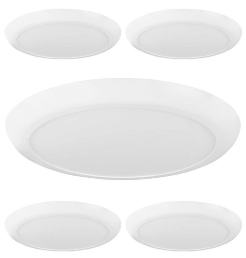 Phoebe LED Downlight 18.5W Atlanta Adjustable Warm White 120° Diffused White (5 Pack) Image 1