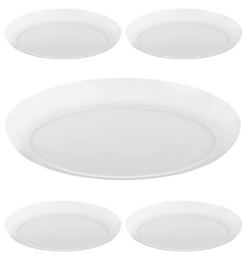 Phoebe LED Downlight 18.5W Atlanta Adjustable Cool White 120° Diffused White (5 Pack) Image 1