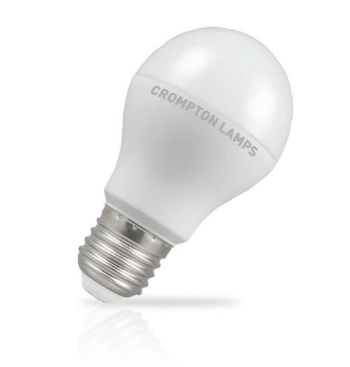 Crompton Lamps LED GLS 5.5W E27 Warm White Opal (40W Eqv) Image 1