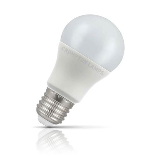 Crompton Lamps LED GLS 8.5W E27 Warm White Opal (60W Eqv) Image 1