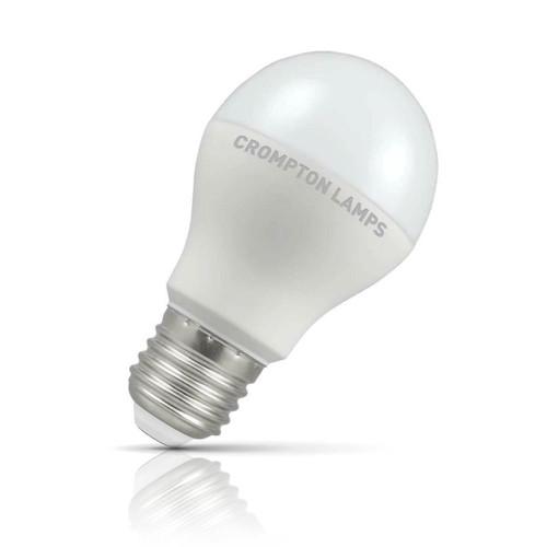 Crompton Lamps LED GLS 8.5W E27 Cool White Opal (60W Eqv) Image 1
