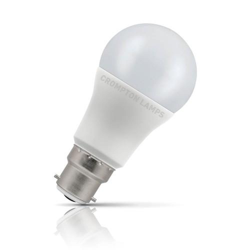 Crompton Lamps LED GLS 11W B22 Daylight Opal (75W Eqv) Image 1