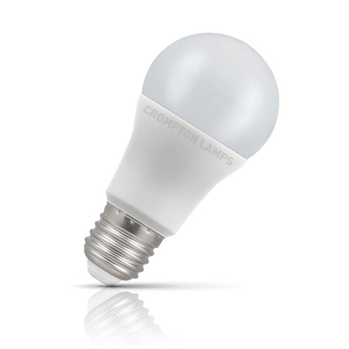 Crompton Lamps Dimmable LED GLS 11W E27 Cool White Opal (75W Eqv) Image 1