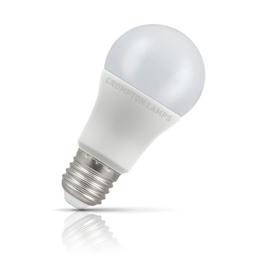 Crompton Lamps Dimmable LED GLS 11W E27 Daylight Opal (75W Eqv) Image 1