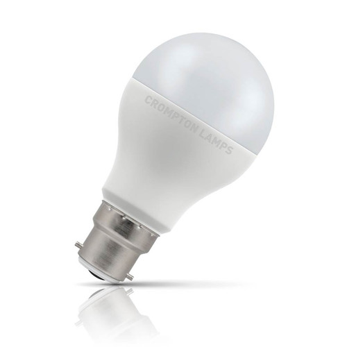 Crompton Lamps Dimmable LED GLS 14W B22 Warm White Opal (100W Eqv) Image 1