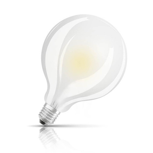 Osram Dimmable LED Globe 8.5W E27 Parathom Warm White Pearl Image 1