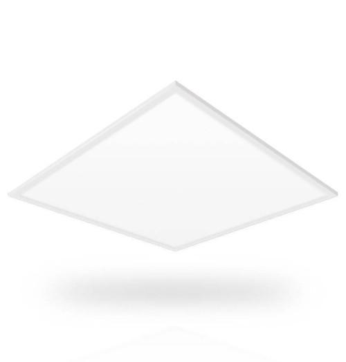 Phoebe LED Low Glare Ceiling Panel 36W Galanos Athena 600x600 Warm White 120° White Image 1