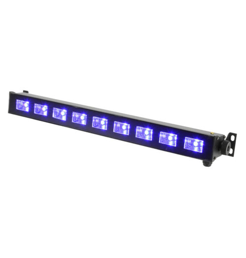 QTX LED Ultraviolet Bar 30W Ultraviolet Black Image 1