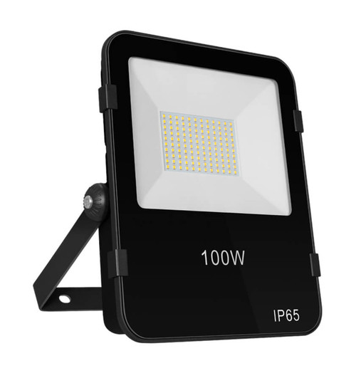 Phoebe LED Floodlight 100W Cool White 110° Image 1