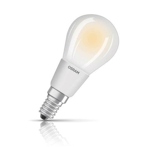 Osram Dimmable LED Golfball 6.5W E14 Warm White Pearl Image 1