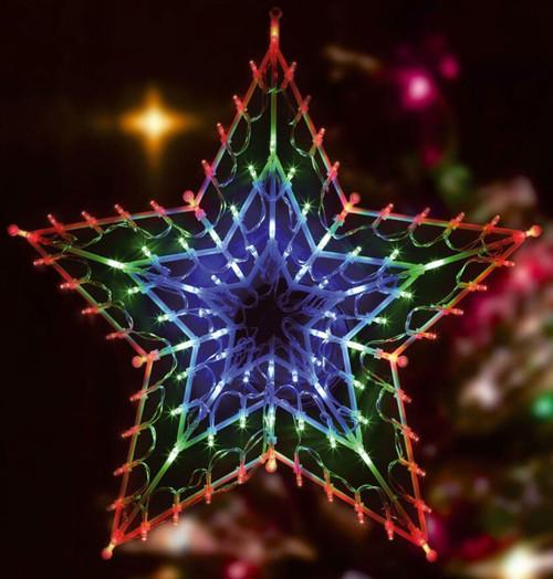 Sentik LED Star Light Multi Coloured Image 1