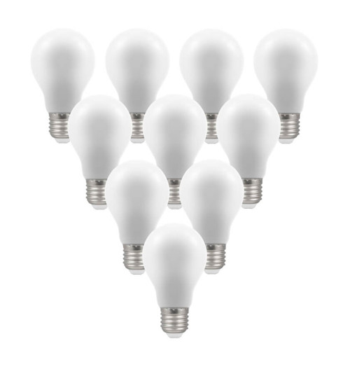 Crompton Lamps LED IP65 GLS 1.5W E27 (10 Pack) White Image 1