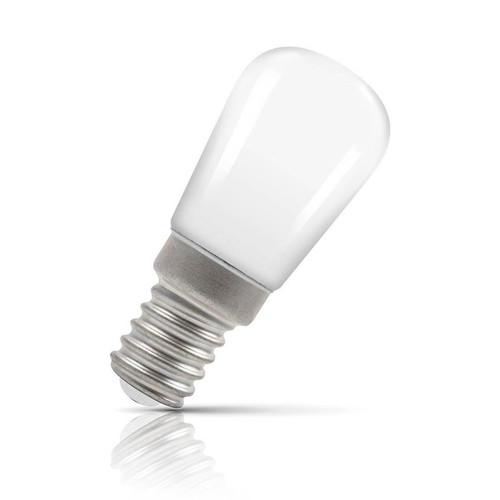 Crompton Lamps LED Fridge/Freezer 2.7W E14 Warm White Opal Image 1