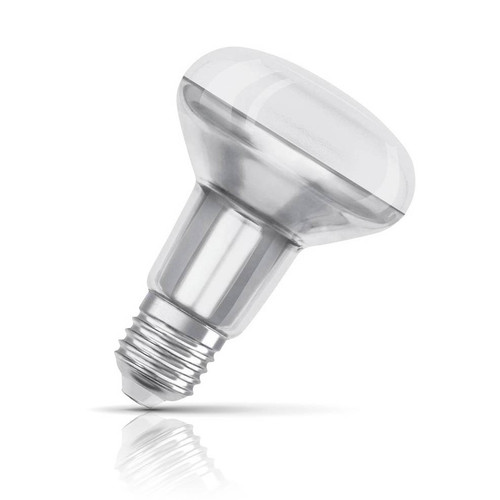 Osram LED R80 Reflector 9.1W E27 Parathom Warm White 36° Diffused Image 1
