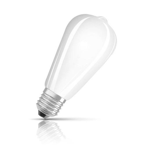 Osram LED ST64 4.5W E27 Parathom Filament Warm White Frosted Image 1