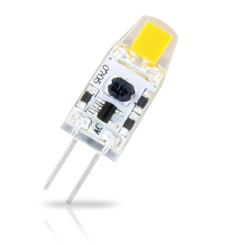 Integral LED G4 Capsule 1.1W 12V Warm White Clear Image 1