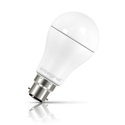 Integral LED GLS 13.5W B22 Warm White Frosted Image 1