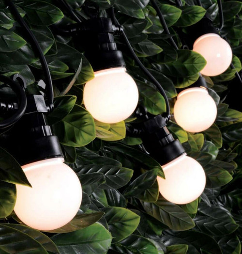 Lyyt LED 5.2 Metre Festoon Waterproof Warm White (10 Lights) Image 1