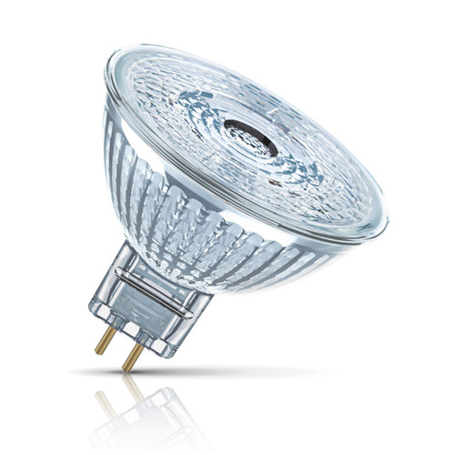 Osram Dimmable LED MR16 Spotlight 4.9W GU5.3 12V Parathom Warm White 36° Image1