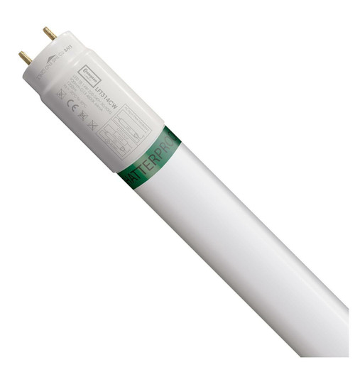 Crompton Lamps LED 3ft T8 Tube 14W Food Safe Shatterproof Cool White