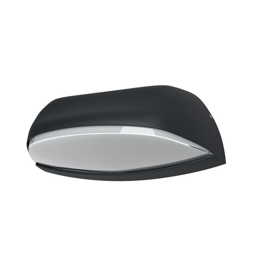 Ledvance LED Wall Light Endura Style Wide 12 Dark Grey Image 1