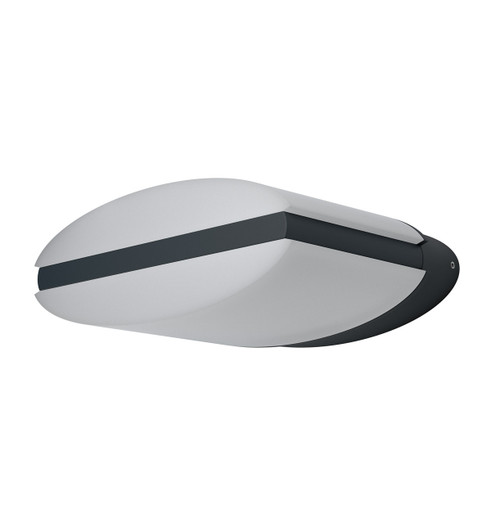 Ledvance LED Wall Light Endura Style Ellipse 13 Dark Grey Image 1