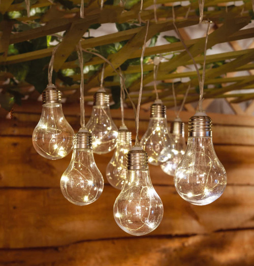 Solalite LED Solar bulb String Light Image 1