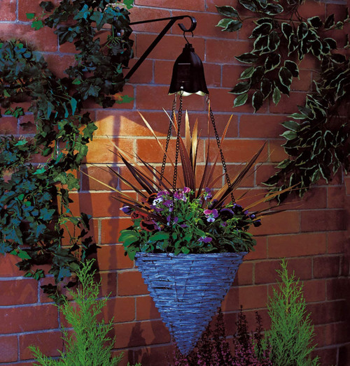 Solalite LED Solar Hanging Basket Light image 1