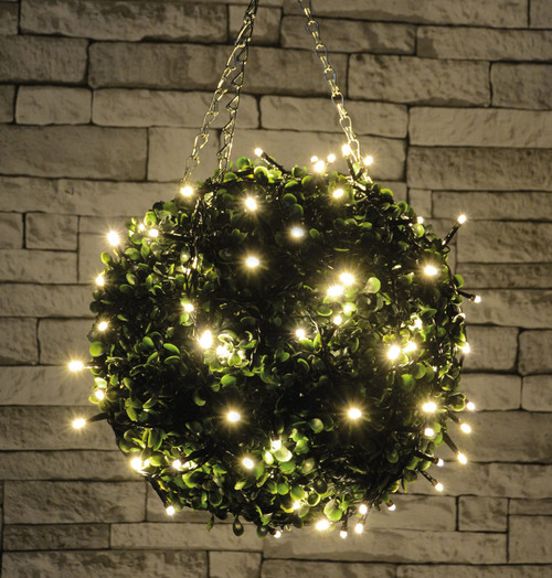 Lyyt LED Battery Operated String Light Warm White Image 1