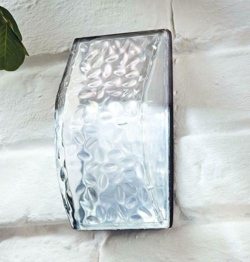 Solalite LED Fence Light Solar Glass Image 1