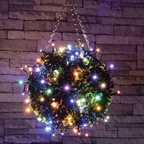 Lyyt LED String Light Battery Operated Multi-Coloured Image 1