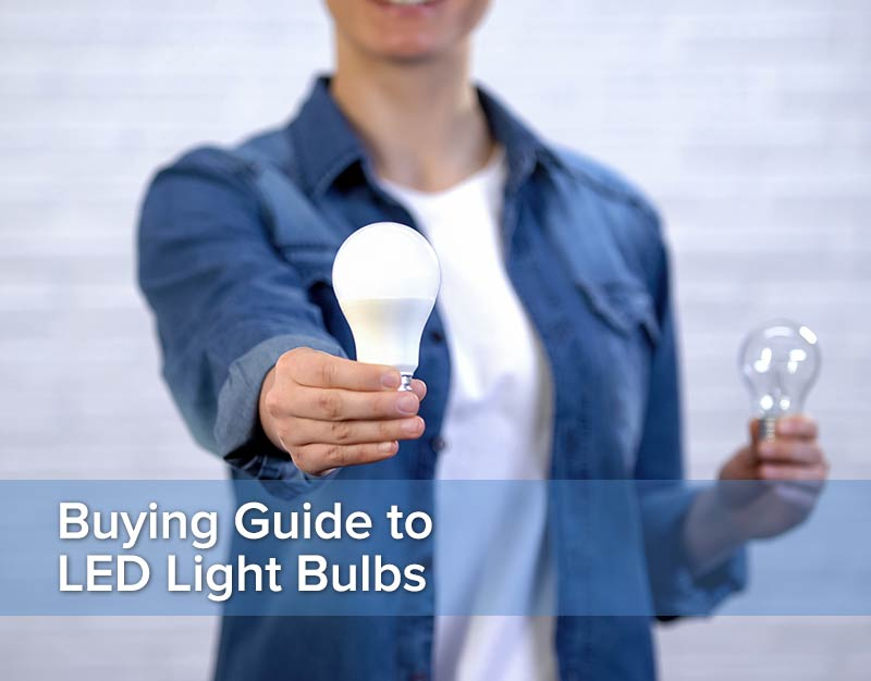 Buying Guide to LED Light Bulbs