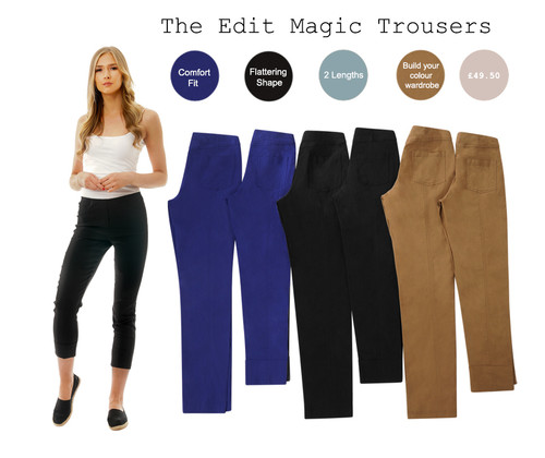 Edit Magic Trouser