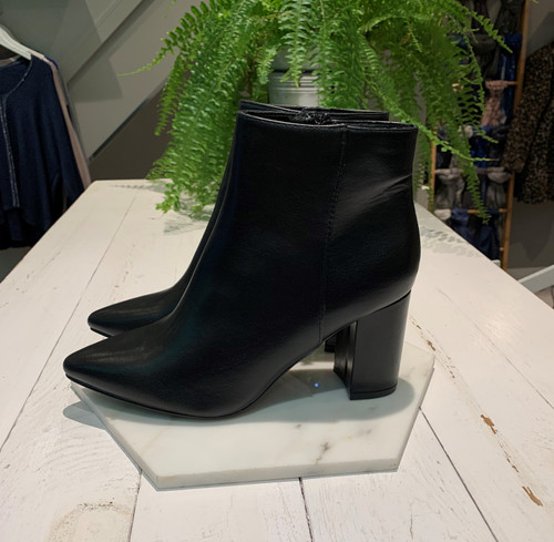 Heel Ankle Boot