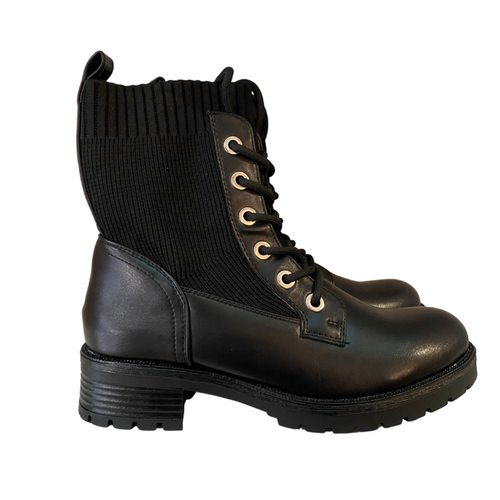 Stretch Biker Boot 2