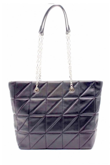 Quilted Tote Bag 3036