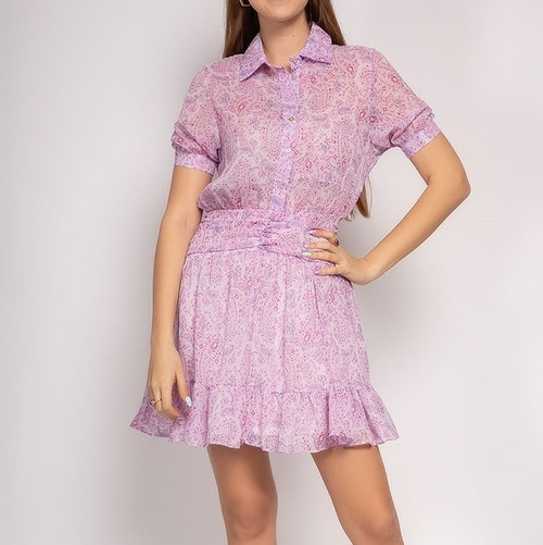 Ivivi Blessed Dress Lilac