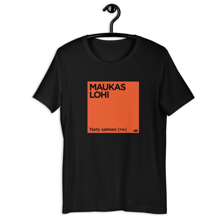MAUKAS LOHI Short-Sleeve Unisex T-Shirt